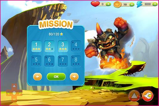 Impossible Skylander Escape apk screenshot
