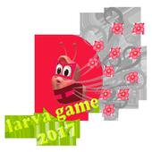 larva zombie icon