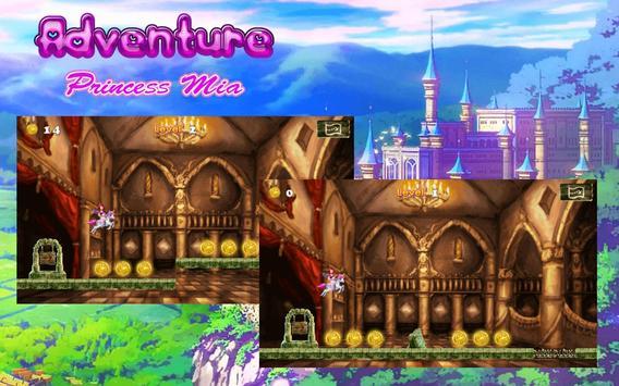 Mia jungle and Me Run!! screenshot 5