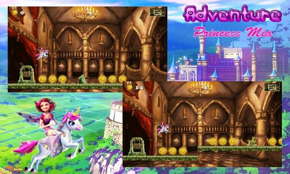 Mia jungle and Me Run!! screenshot 7