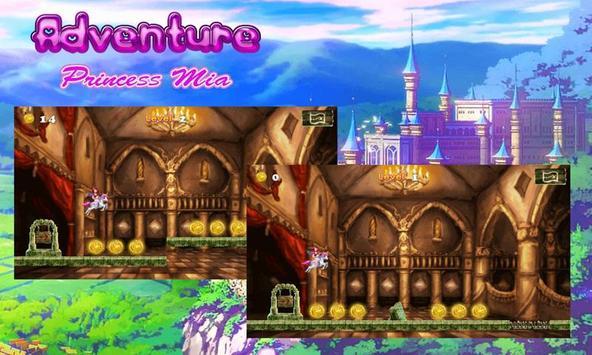 Mia jungle and Me Run!! screenshot 8