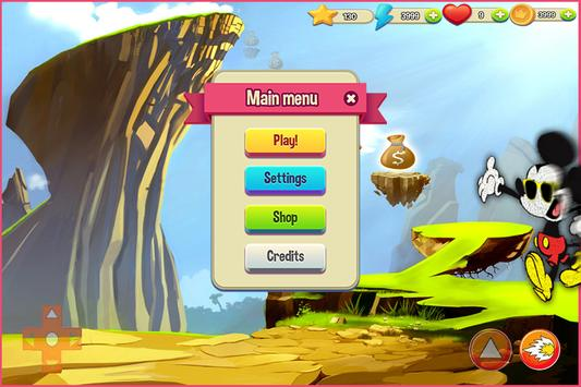 Impossible Mickey Adventure screenshot 3