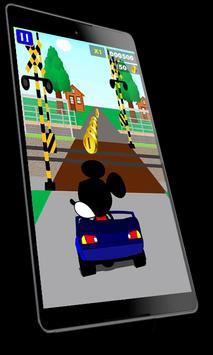 Mickey Surfer Mouse Subway screenshot 1