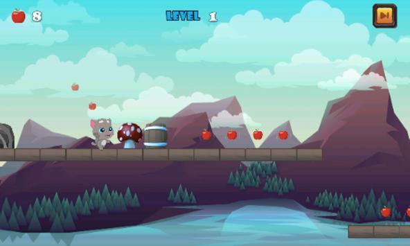 Super Tom Running screenshot 1