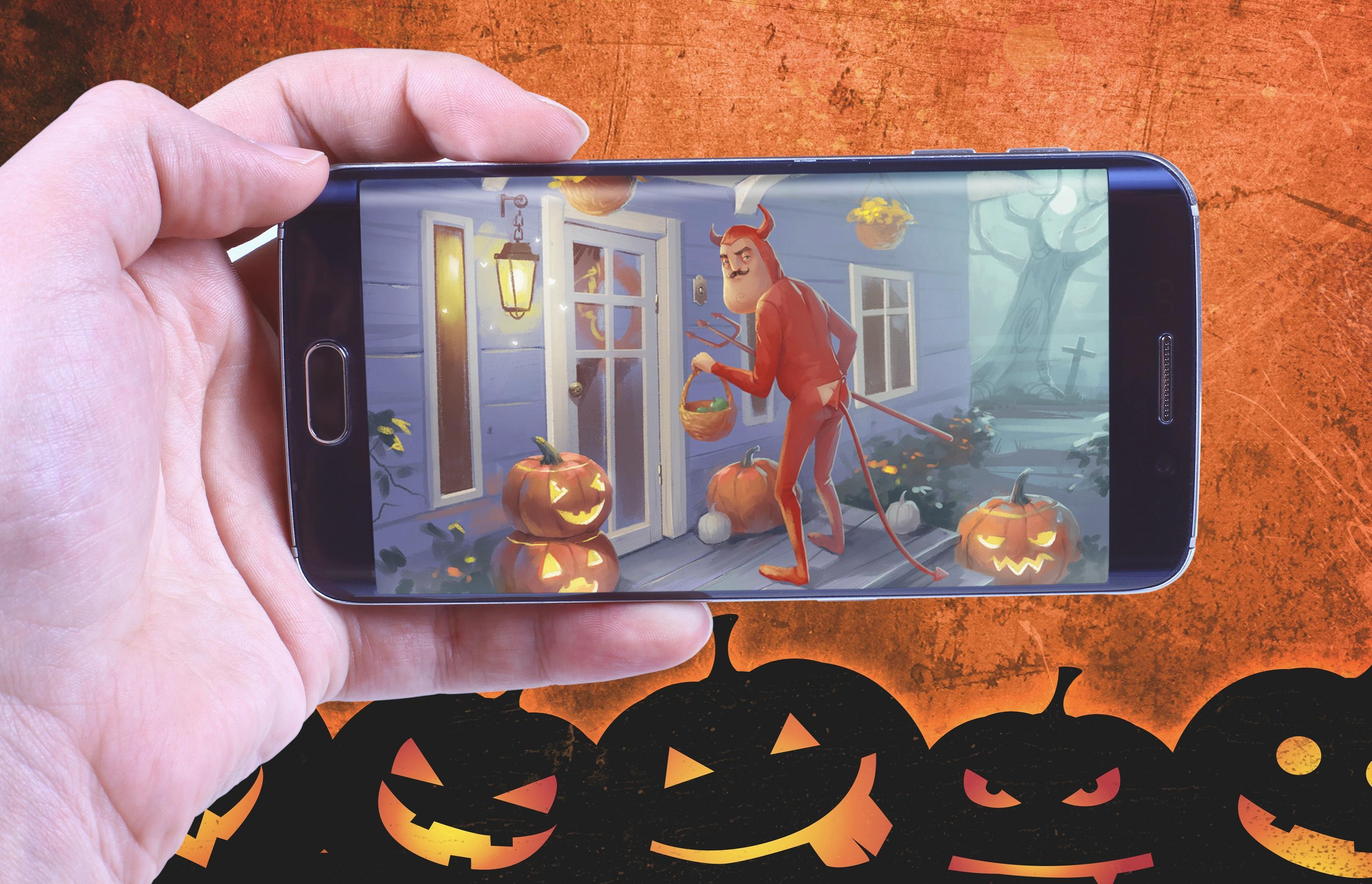 Hello Neighbor Gameplay for Android - APK Download