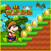 Super Maryon jumping free game icon
