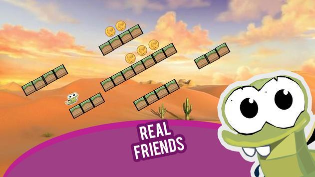 Best Snail Friends Forever adv apk screenshot