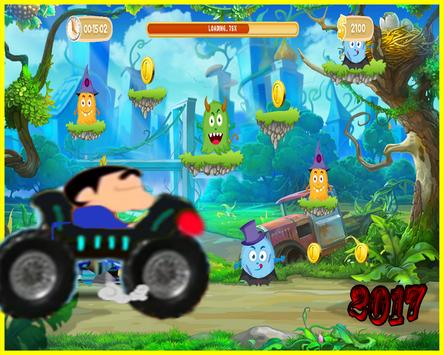 Shin Subway Chan Racer apk screenshot