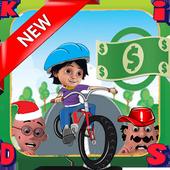 Motu-Shiva cycle: patlu game icon