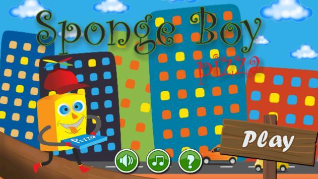 Sponge Boy Pizza screenshot 2