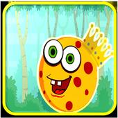 سبونج بول - ملك الغابة icon