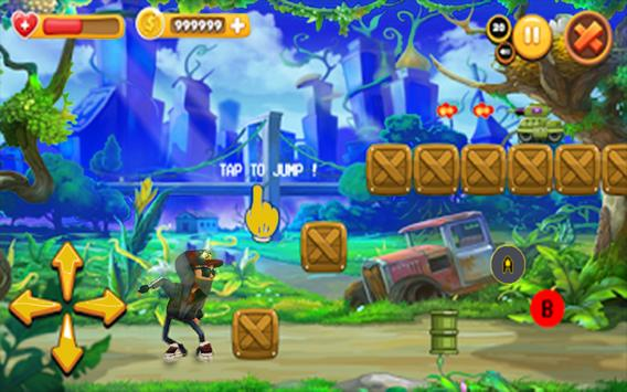 Subway Adventure jak Run : Pro apk screenshot