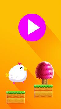 scream chicken hero go apk screenshot