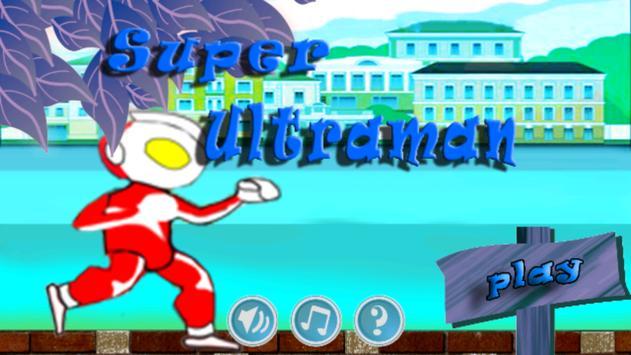 Super Ultraman nexus adventure screenshot 1