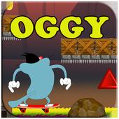 Super M-Oggy Surfer Adventures icon