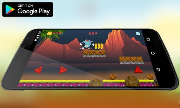 Super M-Oggy Surfer Adventures screenshot 1