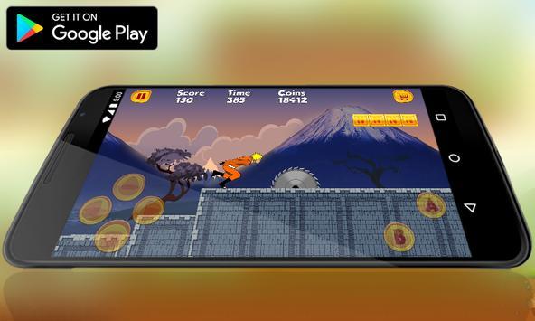 Surfer Boruto Ninja screenshot 3