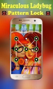 🐞Pattern lock Ladybug screenshot 3