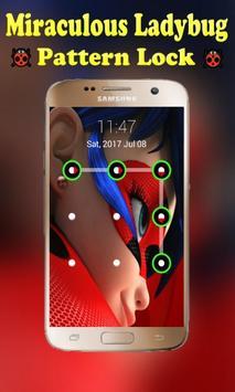 🐞Pattern lock Ladybug screenshot 12