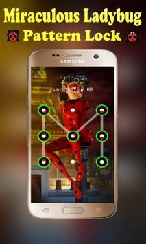 🐞Pattern lock Ladybug screenshot 1