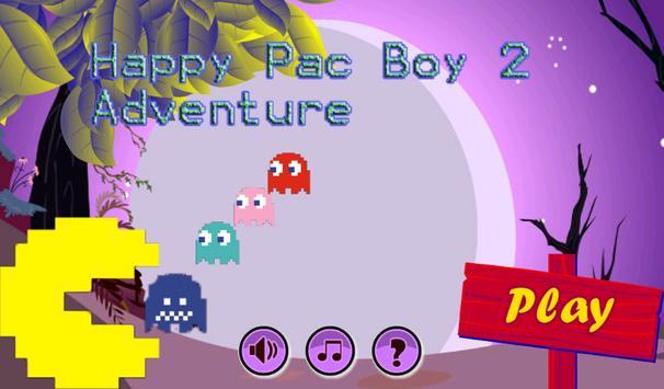 Pac Boy apk screenshot