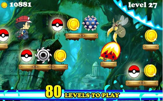 Super Adventure Pokemoon apk screenshot