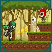 ninjump adventure cave icon
