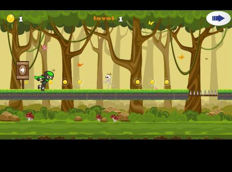 ninjump adventure cave apk screenshot