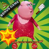 sing game run pig icon