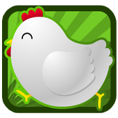 Chick Jump icon