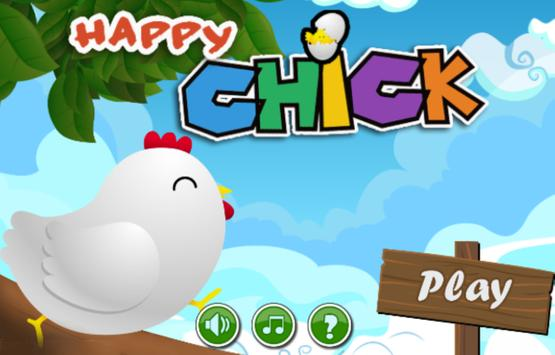 Chick Jump apk screenshot