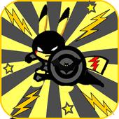 Runaway Batman-chu Challenge icon