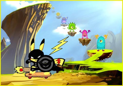 Runaway Batman-chu Challenge apk screenshot
