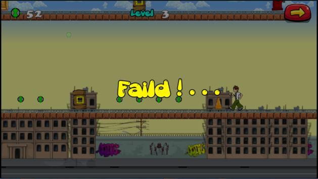 Ben 10 Adventure screenshot 7