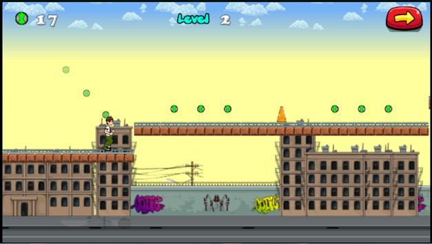Ben 10 Adventure screenshot 3
