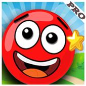 Run red ball icon
