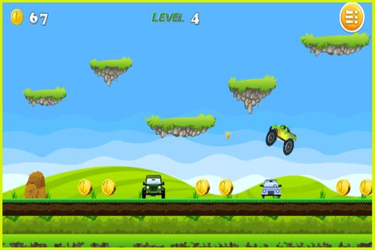 New Monster Truck Adventure apk screenshot