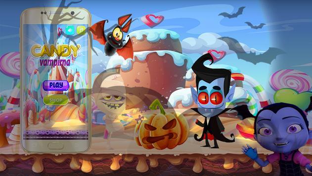moon Vampirina halloween screenshot 1