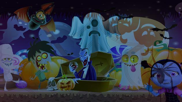 moon Vampirina halloween screenshot 6