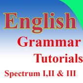 english grammar book free with exercises icon