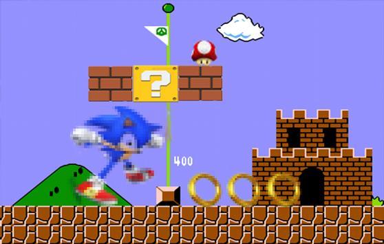 Subway Sonic Rush poster