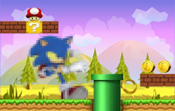 Subway Sonic Rush apk screenshot