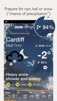 BBC Weather screenshot 3
