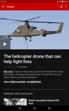 BBC News captura de pantalla 14