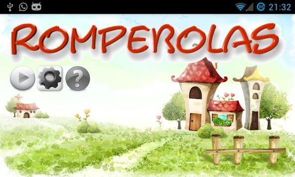 Rompebolas apk screenshot