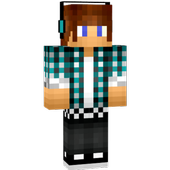 Authentic Games Skin For MINECRAFT icon