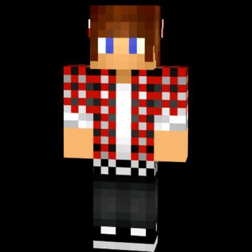 Authentic Games Skin For MINECRAFT screenshot 1