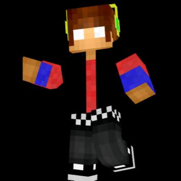 Authentic Games Skin For MINECRAFT screenshot 2