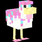 Chicken Skin For MINECRAFT icon