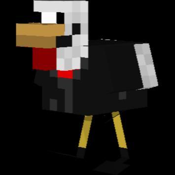 Chicken Skin For MINECRAFT screenshot 1